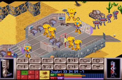 Open Xcom Game Screenshots 2010+