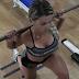 Treinos completo de glúteos da atleta Wellness Vivi Winkler de Janeiro/2018
