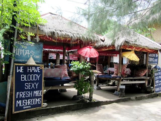 endroits ultimes pour faire la fete (SpringBreak) en Asie du Sud-Est Lombok, Indonesia
