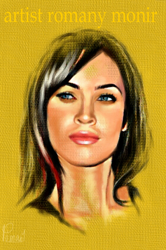 Portrait drawing tutorial portrait art gallery 95 for Portrait painting tutorial