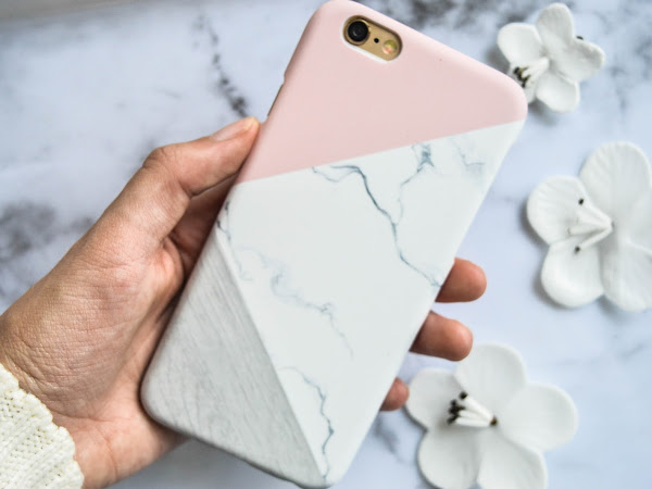 Marble iPhone6 hoesje van AlieXpress | New in