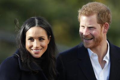 Putera Harry, Meghan akhirnya berpindah ke Istana Kensington