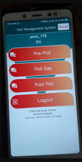 Poll Management System Android App - Guidelines for implementing Poll Management System