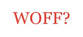 Чем открыть файл и формат WOFF?