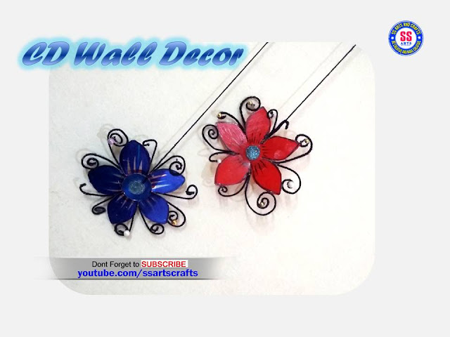 Here is recycled cd craft ideas,cd craft images,how to make recycled cd wall hanging ideas,room decor ideas using waste cd,crafts with waste cd or dvd's,art&craft ideas for recycled cd,cd crafts for kids,cd crafts,best out of waste for recycled cd crafts ideas,diy,diy arts crafts,recylcle,recycled,How to make Recycled cd wall decor for home decoration ssartscrafts nandurilakshmi youtube channel videos