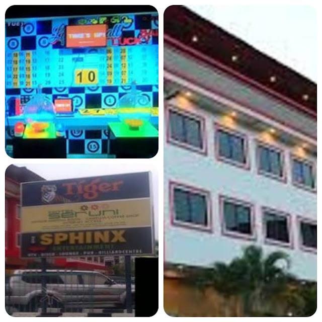 Judi Bola Pingpong Modus Karaoke di Hotel Sphinx