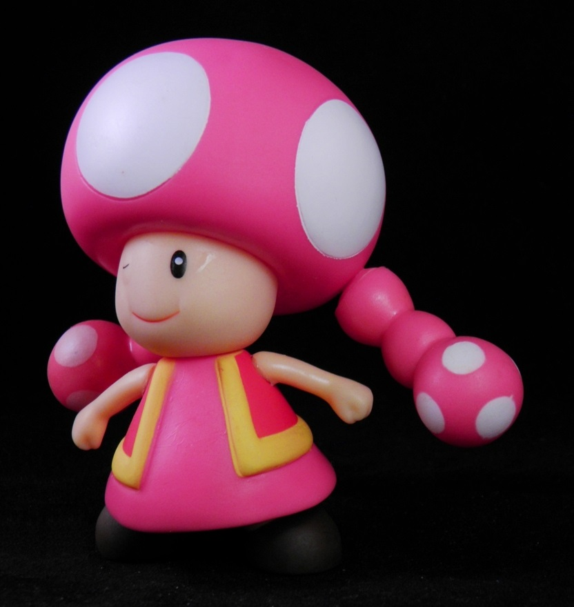 She S Fantastic Super Mario Bros Toadette