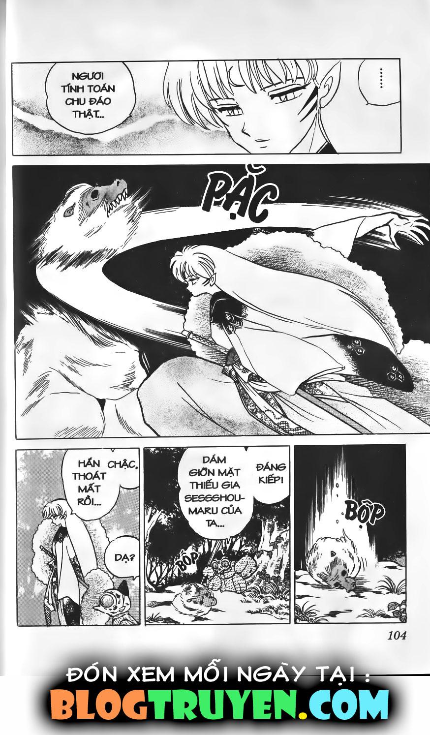 Inuyasha vol 07.6 trang 7