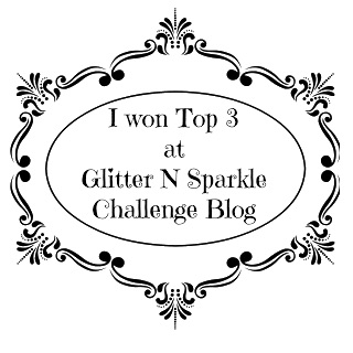 Glitter N Sparkle Top 3 DT Pick