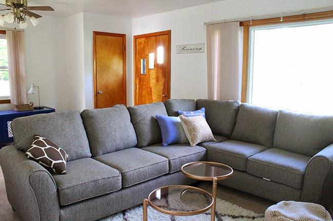 A Hammer Amp Heels Living Room Progress