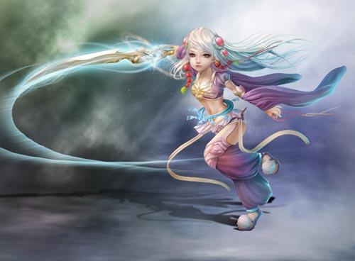 Zsdesignx 20 most beautiful anime girls hd wallpapers of - Beautiful anime wallpaper hd ...