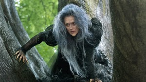 Meryl Streep en Into the Woods