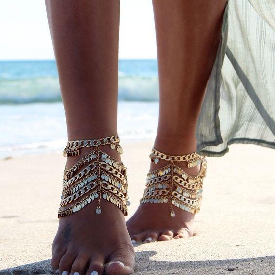 Barefoot Beach Wedding Sandals Hot Chocolates Blog