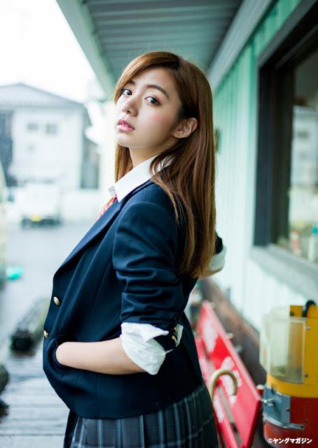 Ikeda Elaiza 池田エライザ Young Magazine No 41 2015 Pics 07