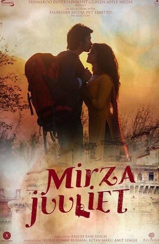 Mirza Juuliet 2017 Full Hindi Movie Download 900MB DVDRip 720p Full Movie Download Watch Online 9xmovies Filmywap Worldfree4u