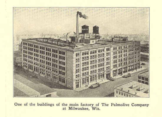 Palmolive old factory