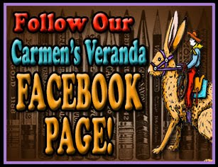 Follow Carmen's Veranda News!