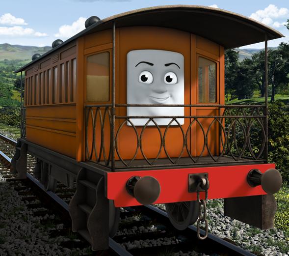 Ffarquhar Branch Line Studios Reviews: CGI Henrietta