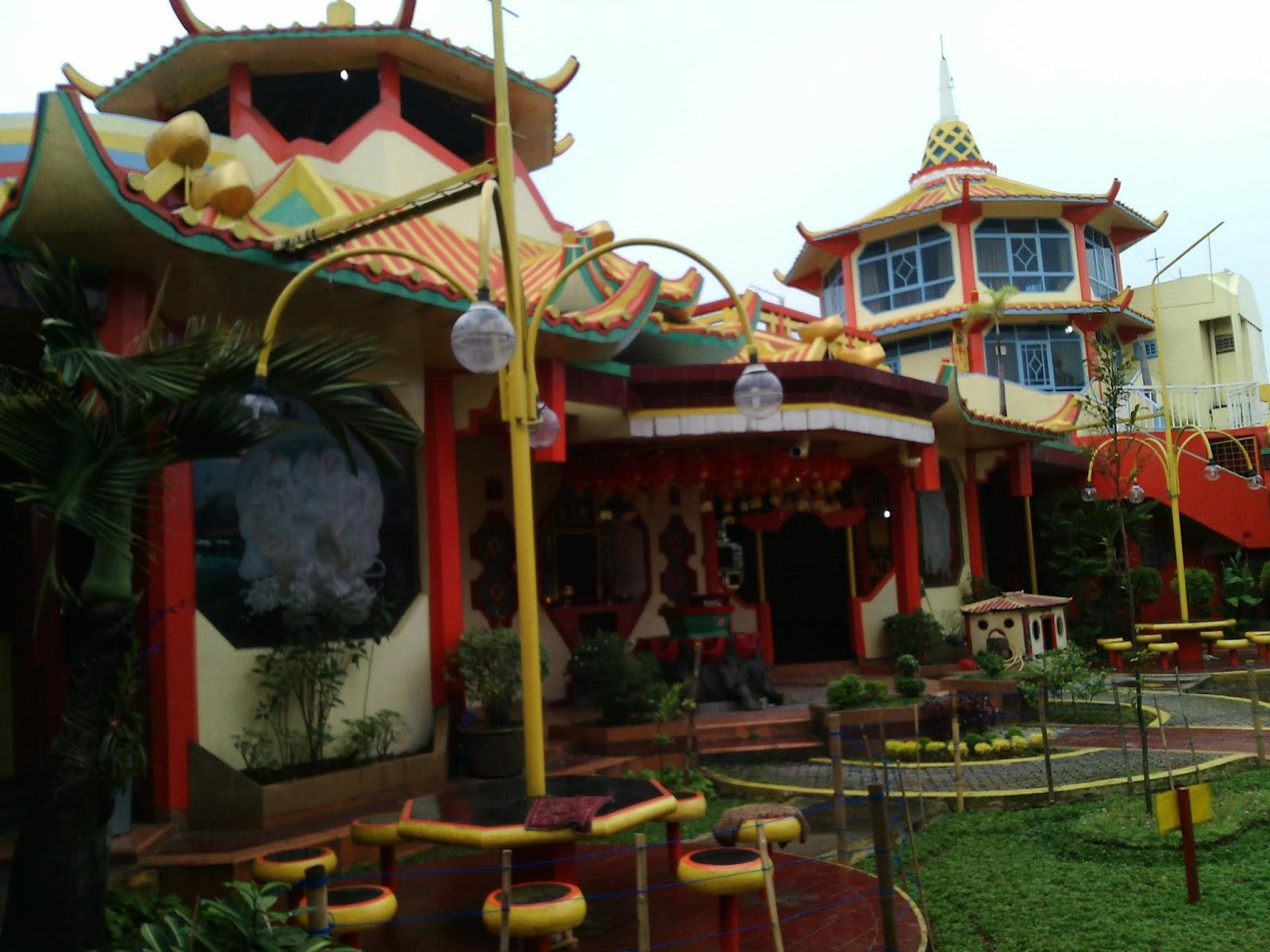 Potret Vihara Nimmala (Boen San Bio) Dari Berbagai Sudut