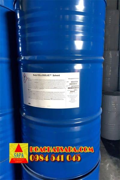 Hóa Chất SAPA | Butyl Cellosolve BCS chống mốc, chậm khô sơn