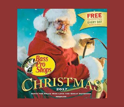 Bass Pro Shops Christmas Book 2017
