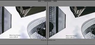 Download preset lightroom CityScape keren untuk street photography dan architecture