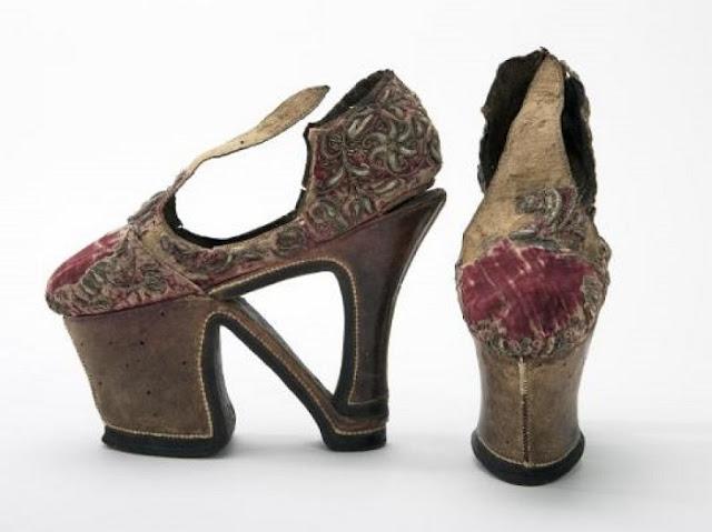 مراحل تطور الحذاء