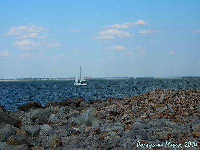 Ейск фото залив