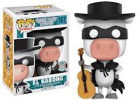 Funko Pop! El Kabong