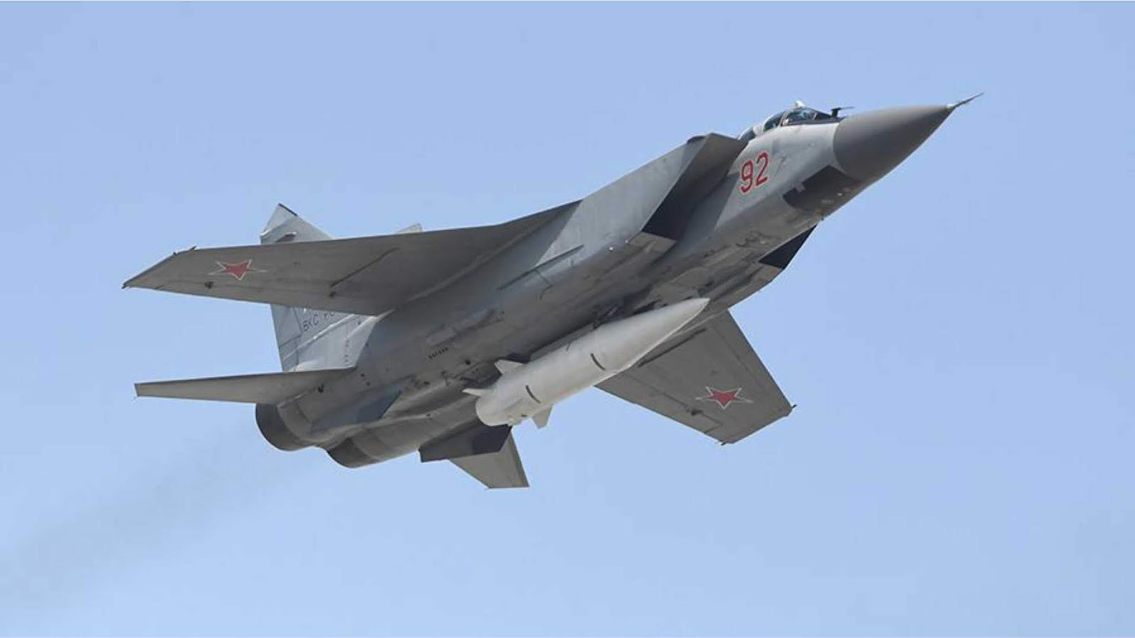 Divisi penerbangan terkuat baru telah muncul di Angkatan Udara Rusia
