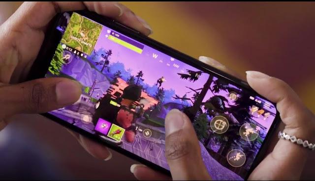شاهد بالفيديو أول عرض رسمي للعبة Fortnite بنسخة الهواتف الذكية و لقطات لأسلوب اللعب ...