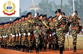 BSF Recruitment 2019 / 58 Pilots, Engineers & Logistic Officers Posts: