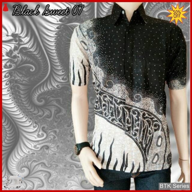 BTK131 Baju Hem Blacksweet 07 Modis Murah BMGShop