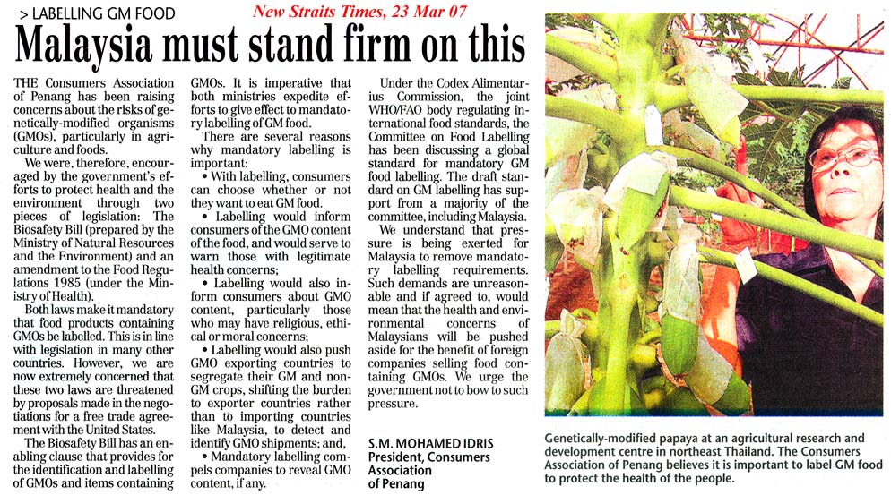 gm healthy foods article