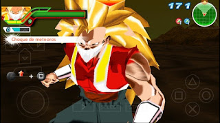 DBZ TTT + MENU EDITADO V40 PARA CELULARES ANDROID (PPSSPP) + DOWNLOAD 2019