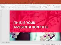 Download 53 Slide Presentasi PowerPoint Pilihan Terbaik ppt