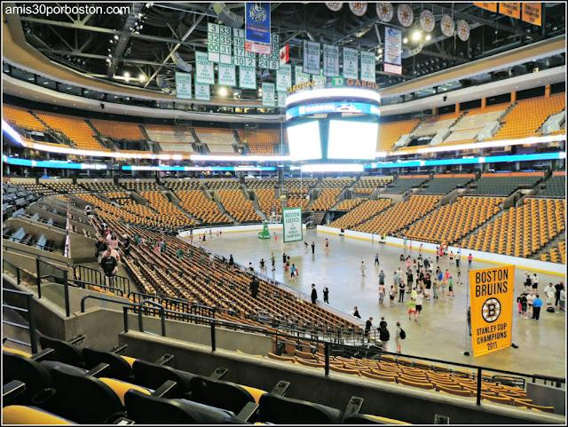 TD Garden Boston
