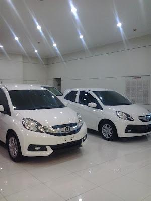 Honda Cibitung: Honda Bro, Mobilio, BRV, HRV