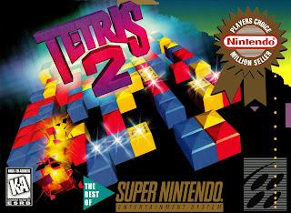 Tetris 2 [ SNES ]