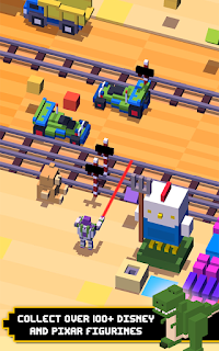 Disney Crossy Road Mod Apk v1.401.9653 (Unlimited Coins) Terbaru Free Download