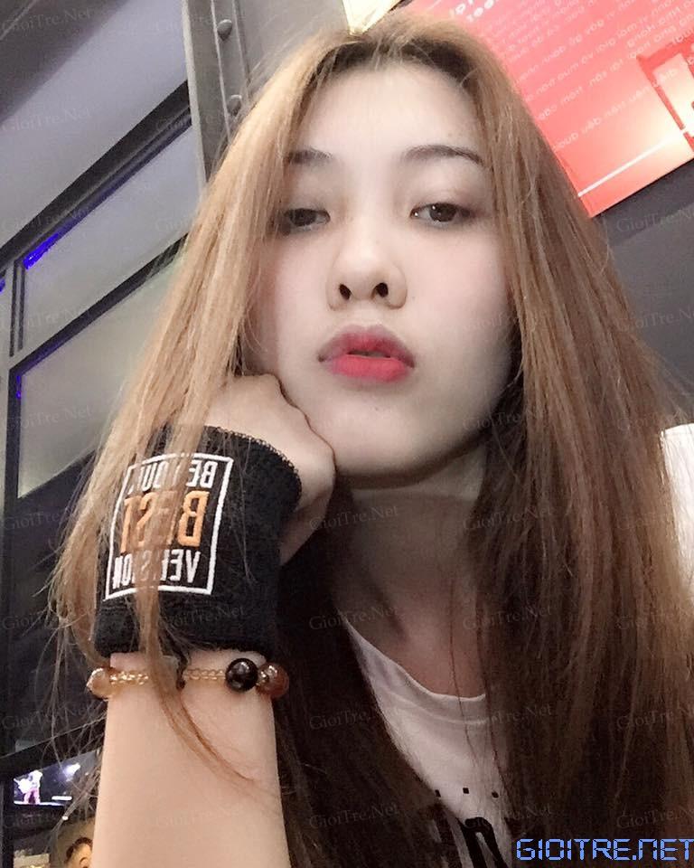 Model Trúc Thanh | E-CUP