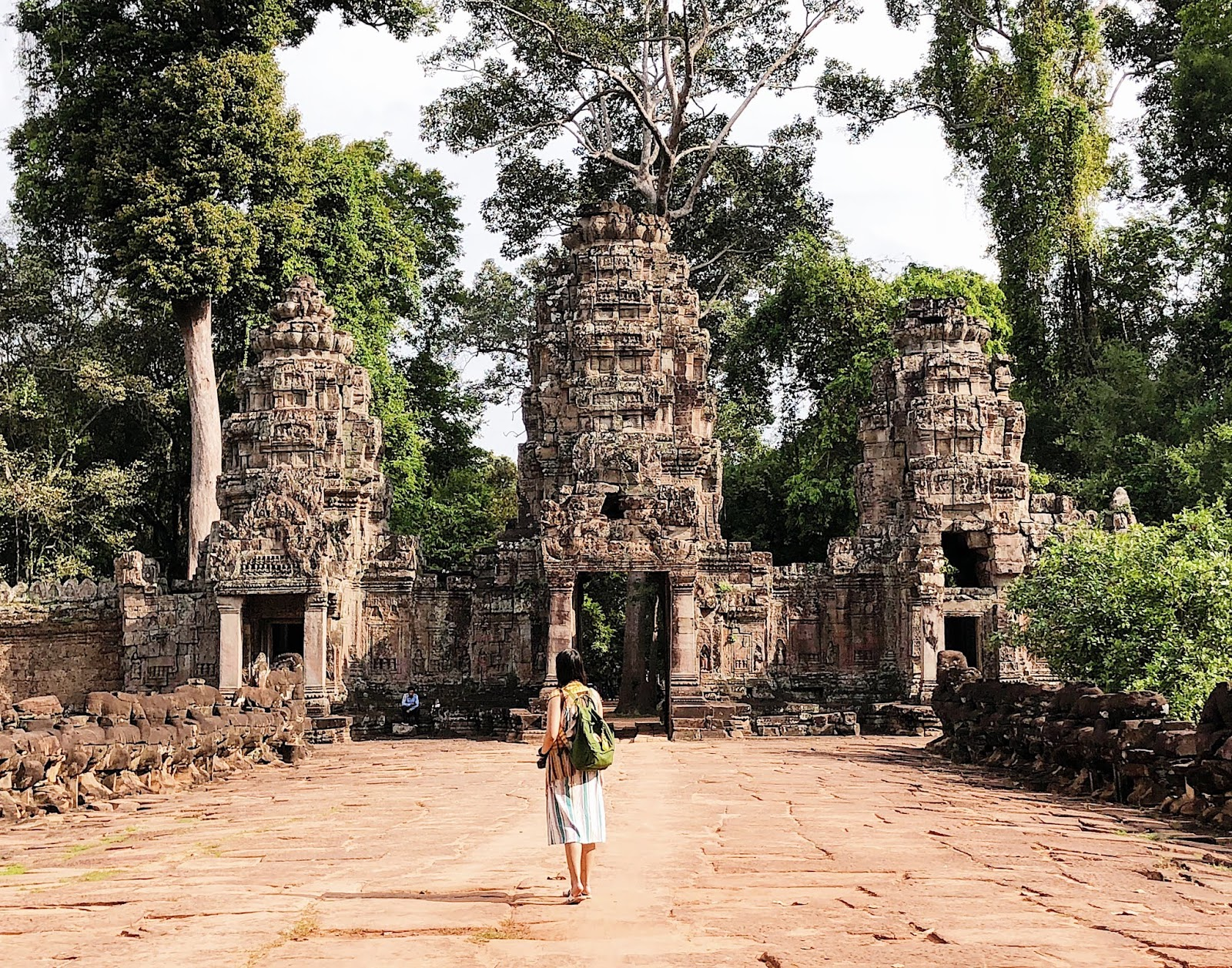 Siem Reap: Real Life Temple Run