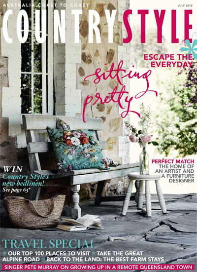 Bondville: Country Style Magazine Launches Homewares