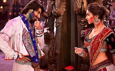 Wallpaper Of Bollywood Blockbuster Movie Goliyon Ki Rasleela Ram Leela.