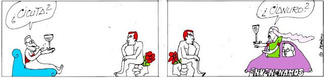 Humor en cápsulas. Para hoy lunes, 20 de junio de 2016