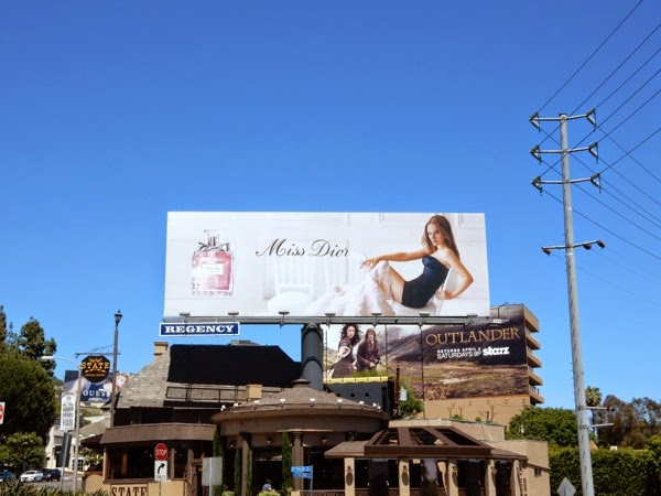 Miss Dior Blooming Bouquet billboard