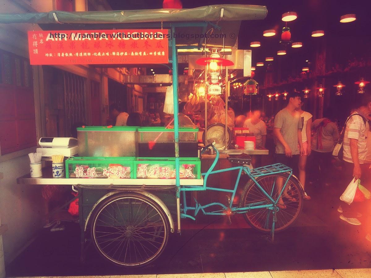 Malaysia Boleh food street, Jurong Point Shopping Centre, Singapore