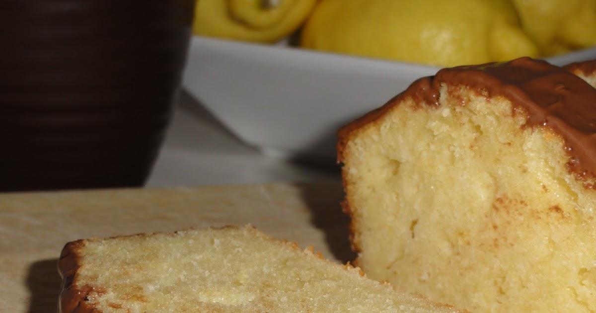 Ingredient Lemon Cake Recipe