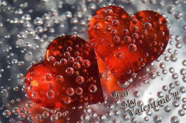 love u my lovely valentine