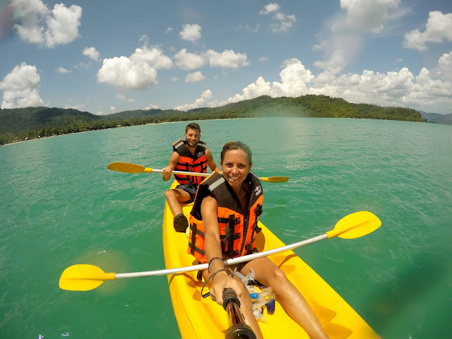 alquilar kayak port barton